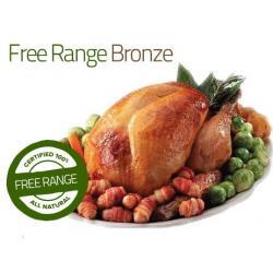 10kg Plus Free Range Bronze Turkey