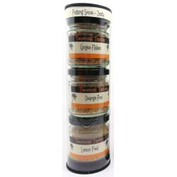 Pudding Spice Tower - Zesty