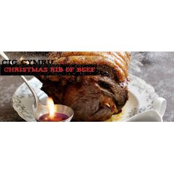 Rib of Beef Hamper - Free delivery!