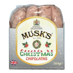 Musk's Christmas Recipe Chipolata