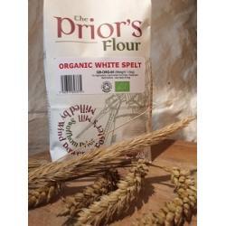 The Prior's Organic White Spelt Flour 1.5kg