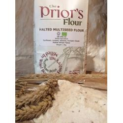 The Prior's Malted Multiseed Flour 3kg