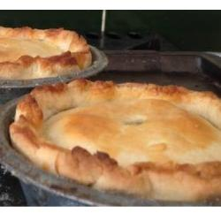 Jamaican Goat Pie (large)