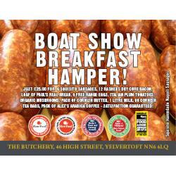 Crick Boat Show Hamper