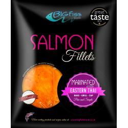 Eastern Thai Salmon Fillets