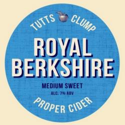 Royal Berkshire Cider 7%