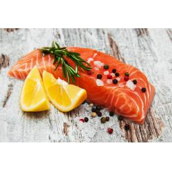 ATLANTIC SALMON PORTIONS