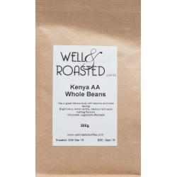 Kenya Samburu  AA Grade Whole Bean