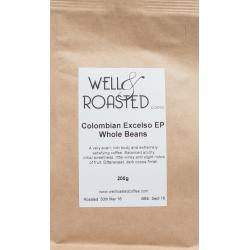 Colombian Excelso Whole Bean