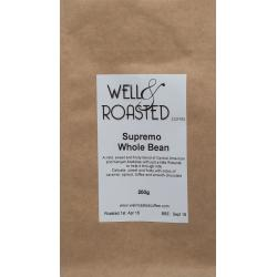 Supremo Blend  Whole Bean
