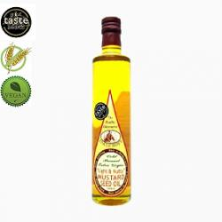 Uncle Roy's Light and Nutty Mustard Oil