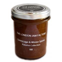 The London Jam Factory Greengage Jam