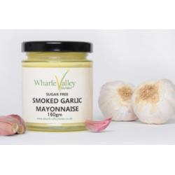 Smoked Garlic Rapeseed Oil Mayonnaise