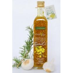 Garlic and Rosemary Rapeseed Oil  500