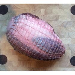 Venison Haunch (boned & rolled)