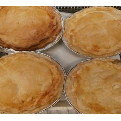 Beef Pies/Chicken Pies/Game Pies/Vegetable Pies please see variations of in description - Serves 2 - prices from £6.25