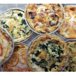 Party Quiches (prices from)