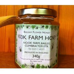 Balsam Flower Honey