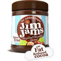JimJams Hazelnut Chocolate Spread