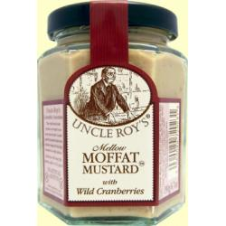 Uncle Roy's Cranberry Mustard