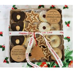 5 pack Austrian Christmas Biscuits Box