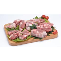 Half lamb pack