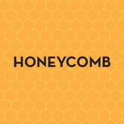 Honeycomb traybake