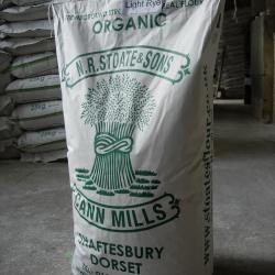 Organic Light Rye Flour 25kg