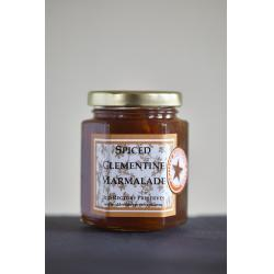 Spiced Clementine Marmalade