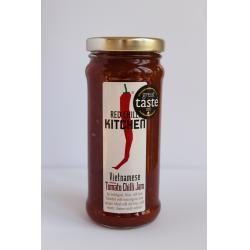 Vietnamese Tomato Chilli Jam