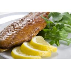 Hot Smoked Mackerel Fillet Pair