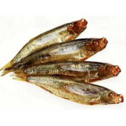 Hot Smoked Sprat Whole Single Pack 1Kg