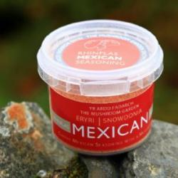 Mexican Seasoning with a Mushroom Twist