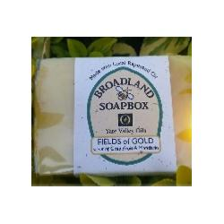 Rapeseed, Grapefruit & Mandarin Soap