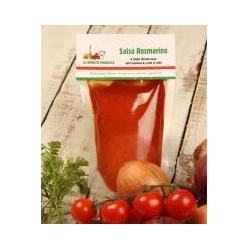Rosemary flavoured tomato sauce