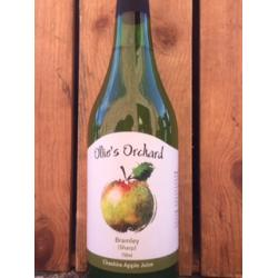 Case of 12 Bramley Cheshire Apple Juice
