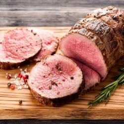 100% Grass-Fed Topside Roasting Joint