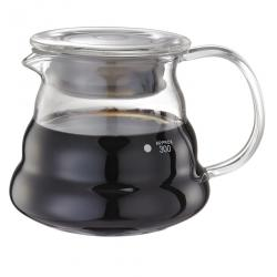 Tiamo Glass Coffee Jug