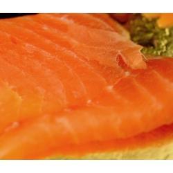 Bubbly & Smoked Salmon