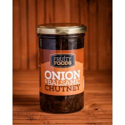Onion and Balsamic Chutney