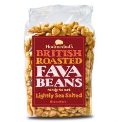 Roasted Fava Beans Sea Salt