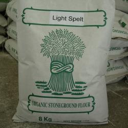 Organic Light Spelt 8kg