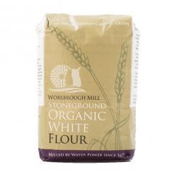 Organic Strong White Flour