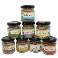 Spicy Rub & Seasoning Group