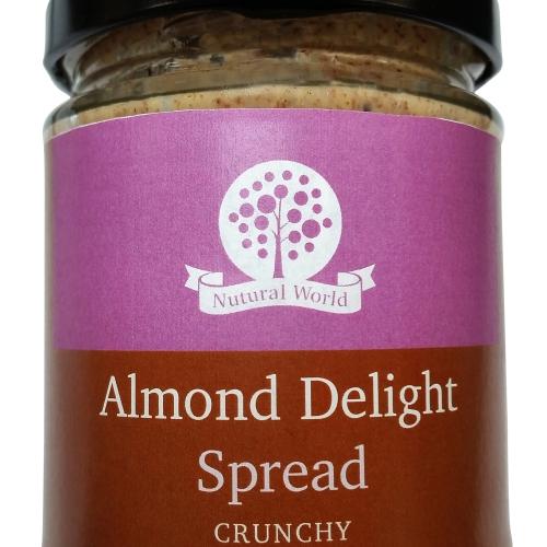 Almond Delight Spread - Crunchy