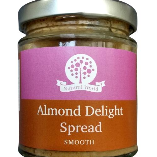 Almond Delight Spread - Smooth