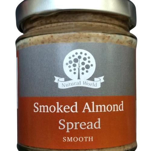 Smoked Almond Spread - Smooth