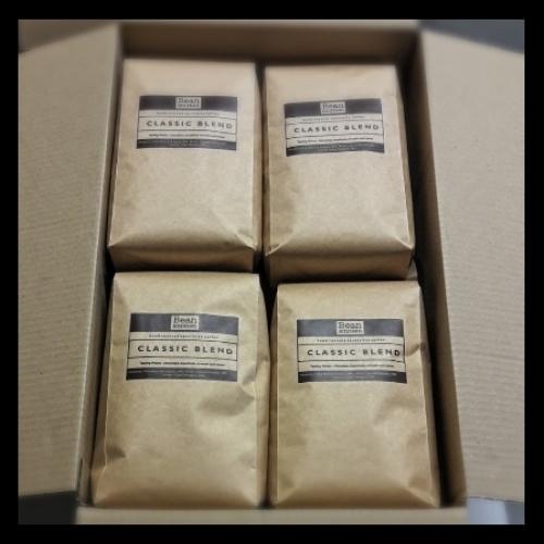 14 x 1kg Classic Blend Coffee Beans