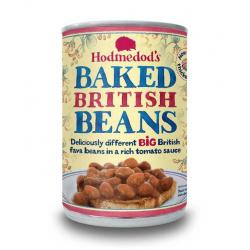 Baked British Beans