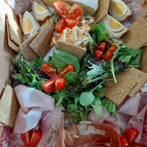 Deli Box 3 - ideal for 2-3 sharing